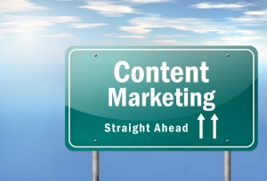 Content Marketing Ahead