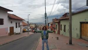 Joseph Chierotti - Bogotá, Colombia