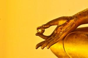 Buddha Chierotti Gold