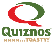 Trusted in by Quiznos