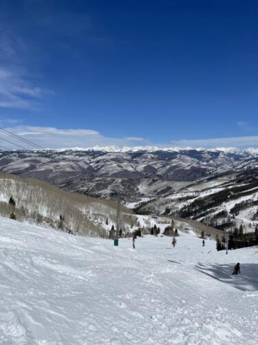 Snowboarding Trip with Joe Chierotti  at Beaver Creek Ski Resort in Colorado